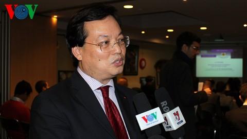 Vietnam, un nuevo socio estratégico de Francia en Asia - ảnh 1