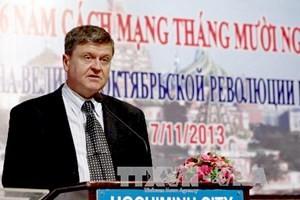 Destacan en Vietnam significado de la Revolución de Octubre de Rusia  - ảnh 2
