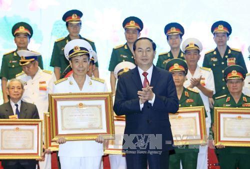 Vietnam otorga el premio Ho Chi Minh para el sector científico-tecnológico  - ảnh 1