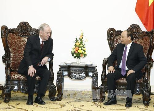 Vietnam busca fomentar cooperación con Canadá en aviación  - ảnh 1