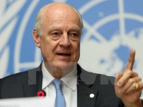 Nuevas conversaciones de paz sobre Siria concluyen en Ginebra sin avances - ảnh 1