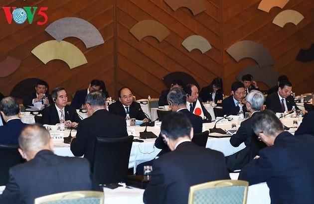 Vietnam y Japón por una cooperación económica más fructífera - ảnh 1