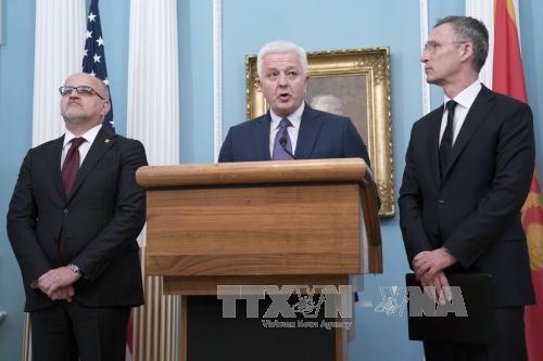Montenegro se convierte oficialmente en miembro número 29 de la OTAN - ảnh 1