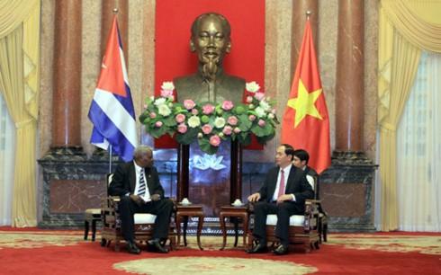 Vietnam y Cuba determinados en reforzar vínculos bilaterales - ảnh 1