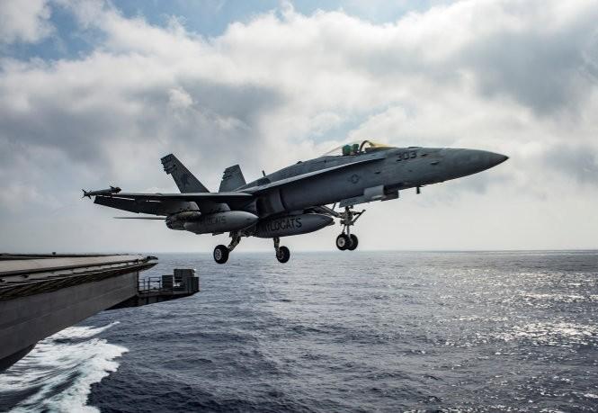 Rusia cancela cooperación aérea con Estados Unidos en Siria - ảnh 1