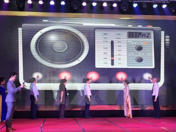 La Voz de Vietnam da luz al nuevo canal de tráfico Mekong FM90MHz - ảnh 1