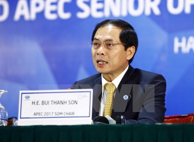 Vietnam activo en la tercera reunión del Consejo Consultivo de Negocios del APEC en Canadá - ảnh 1