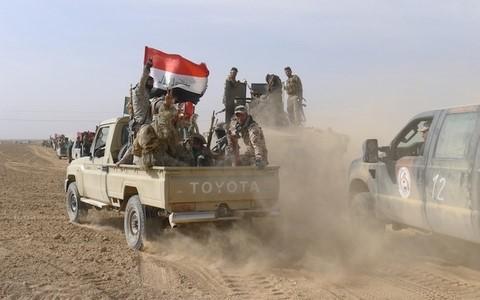Iraq lanza nueva campaña militar contra el Estado Islámico para liberar Tal Afar  - ảnh 1