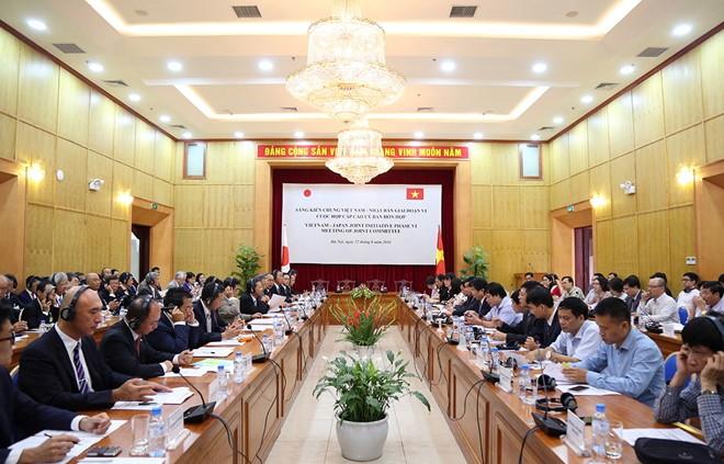 Iniciativa Vietnam-Japón contribuye al mejoramiento del ambiente de la inversión nacional  - ảnh 1