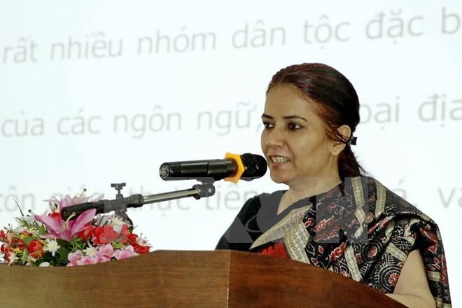 Ciudad Ho Chi Minh conmemora el 70 aniversario de la Independencia de la India - ảnh 1