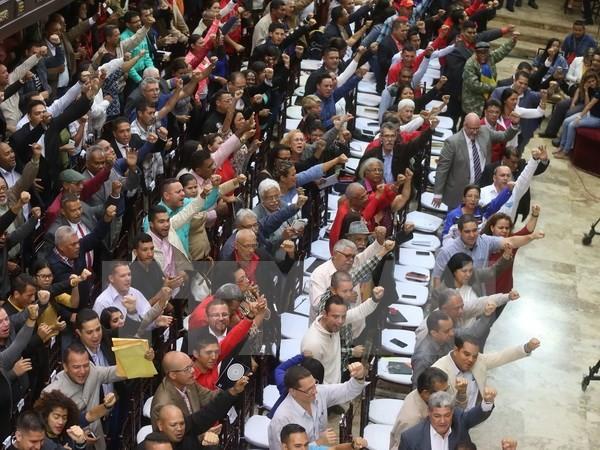 El Partido Socialista Unido de Venezuela propone a su opositor retomar el proceso electoral  - ảnh 1