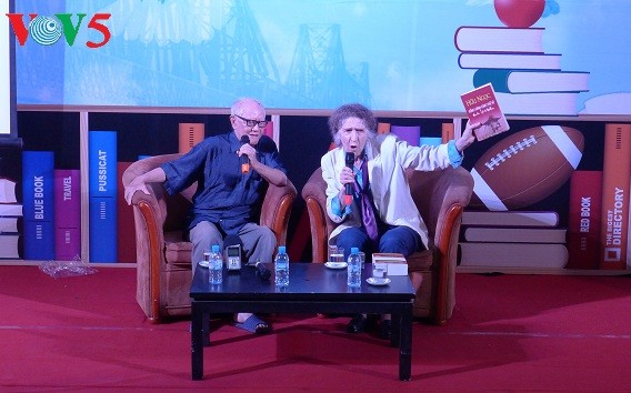 Hanoi en el corazón del investigador cultural Huu Ngoc - ảnh 1