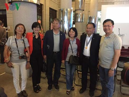 Arquitectos vietnamitas reciben premios mundiales - ảnh 1
