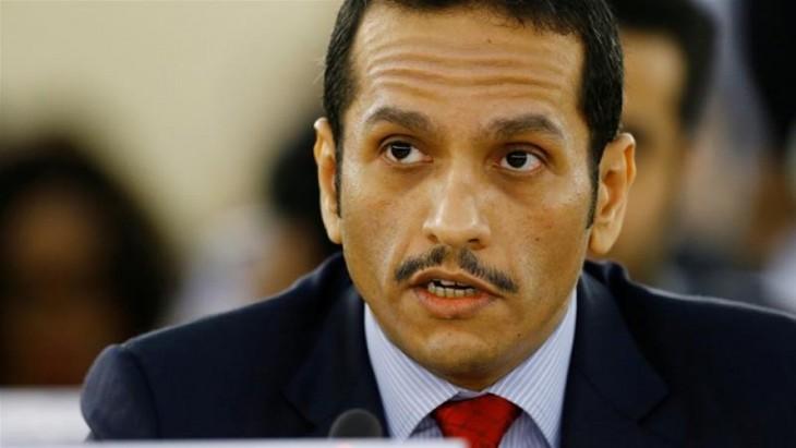 Qatar dispuesto a negociar con países del Golfo para resolver la crisis diplomática - ảnh 1