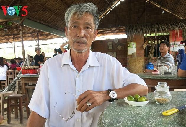 Habitantes de la isla de Thoi Son desarrollan el ecoturismo - ảnh 2