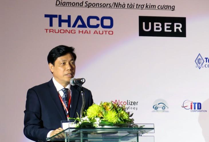 Inaugurada la XII Conferencia Internacional sobre la Seguridad Vial en Asia Oriental - ảnh 1