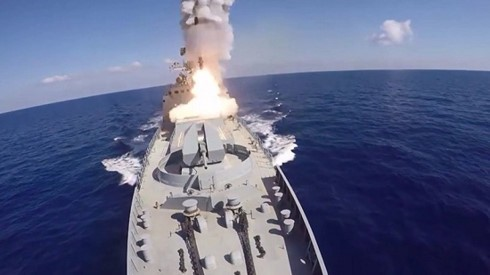 Rusia ataca objetivos rebeldes en Siria - ảnh 1