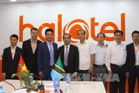 Vietnam y Tanzania intensifican la cooperación partidista  - ảnh 1