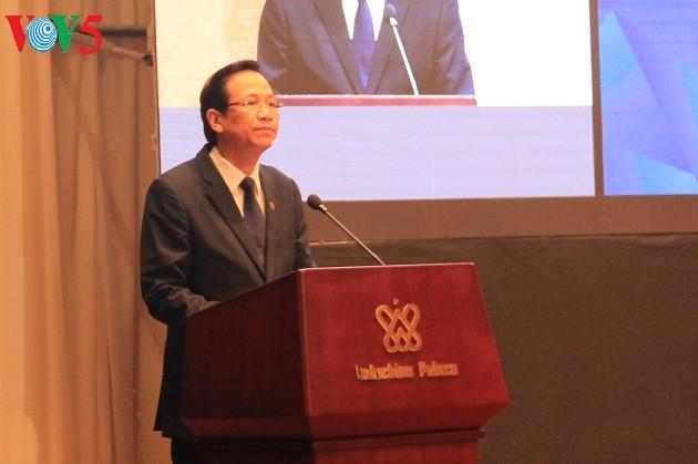 APEC considera la igualdad de género como el centro del desarrollo económico y de recursos humanos - ảnh 1