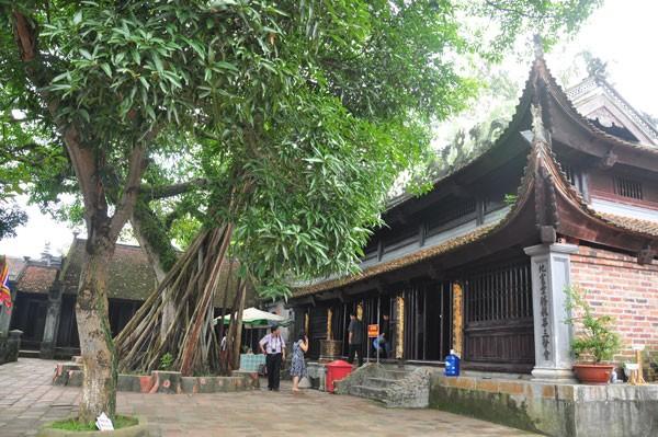 El templo de Cua Ong, importante obra religiosa de Quang Ninh - ảnh 1