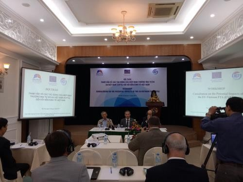 Vietnam resuelve los desafíos para maximizar los beneficios del TLC con la UE - ảnh 1