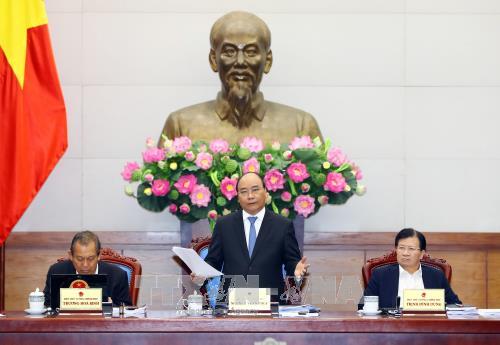 Premier vietnamita urge a adquirir las opiniones del Parlamento y superar las deficiencias - ảnh 1
