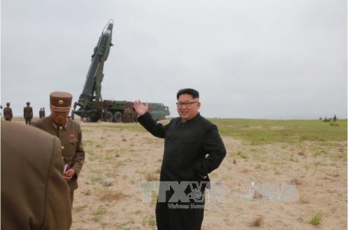 Pyongyang condena a Washington por incluirle en la lista de países patrocinadores del terrorismo - ảnh 1