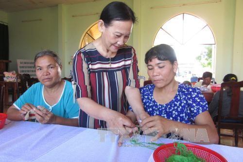 Hanói celebra un mitin en conmemoración al Día Internacional de las Personas con Discapacidades  - ảnh 1