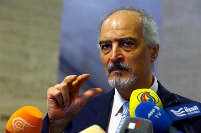 Delegación del Gobierno sirio se retira de las conversaciones de paz en Suiza - ảnh 1