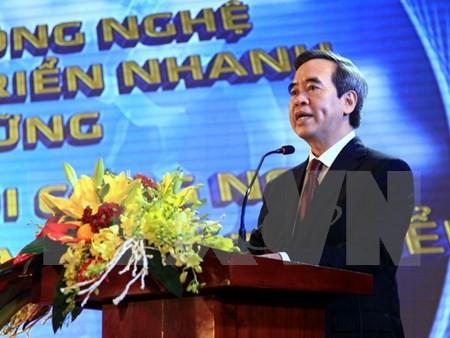 Empresas foráneas contribuyen al desarrollo próspero de Vietnam - ảnh 1