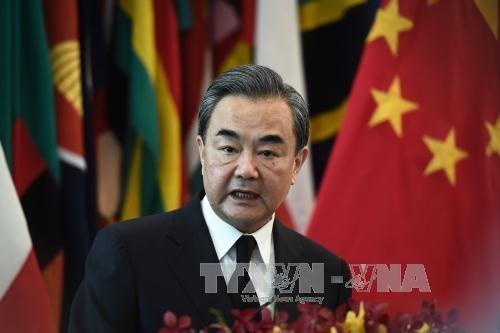 China dinamizará sus relaciones internacionales en 2018 - ảnh 1