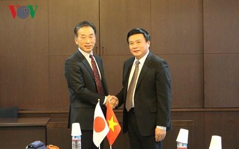 Vietnam y Japón fortalecen cooperación bilateral - ảnh 1