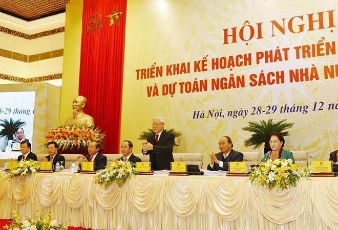 Vietnam fortalece el espíritu de un Gobierno creador, íntegro, activo y en función del pueblo - ảnh 1