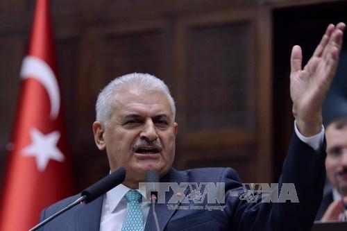 Líderes de Arabia Saudita y Turquía debaten sobre la situación en Jerusalén - ảnh 1