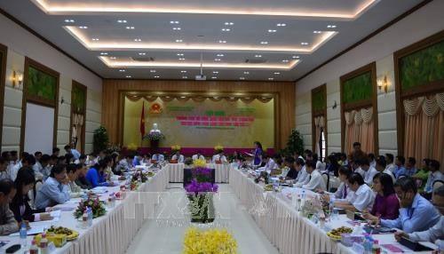Buscan cambios innovadores en las interpelaciones de los Consejos Populares de Vietnam  - ảnh 1