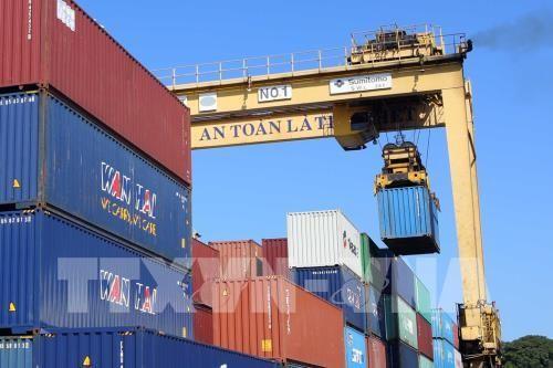 Volumen de exportaciones e importaciones de Vietnam registra una cifra récord  - ảnh 1
