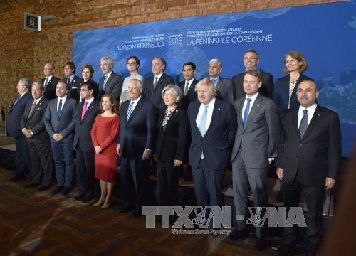 Inaugurada en Canadá reunión de Ministros de Asuntos Exteriores sobre Corea del Norte - ảnh 1