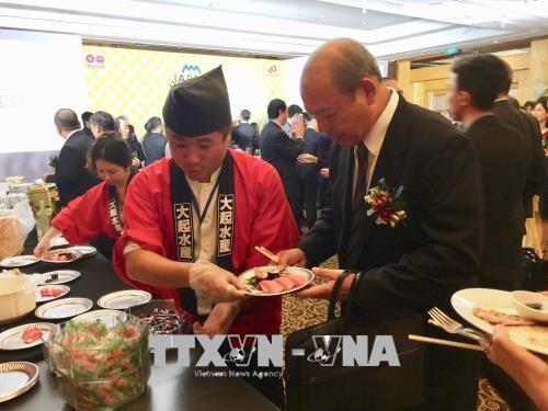 Inaugurado el V Festival Cultural Vietnam-Japón - ảnh 1
