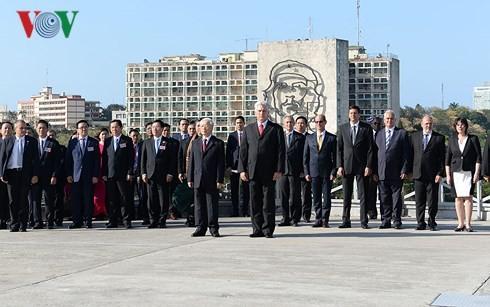 Việt Nam - Cuba thúc đẩy hợp tác mọi mặt  - ảnh 2