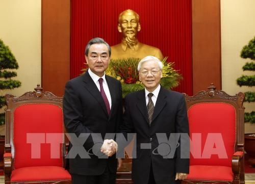 Vietnam aprecia la vecindad amistosa y la cooperación integral con China - ảnh 1