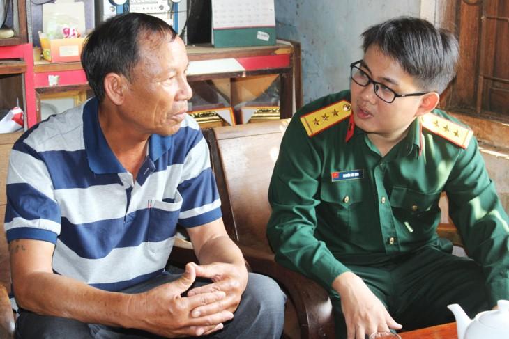 Nguyen Duc Nam, médico militar ejemplar - ảnh 1