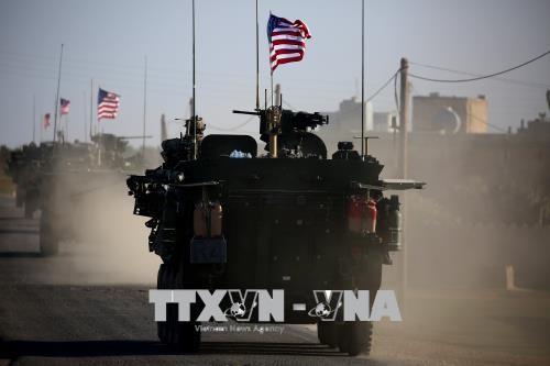 Estados Unidos decide mantener sus tropas en Siria - ảnh 1