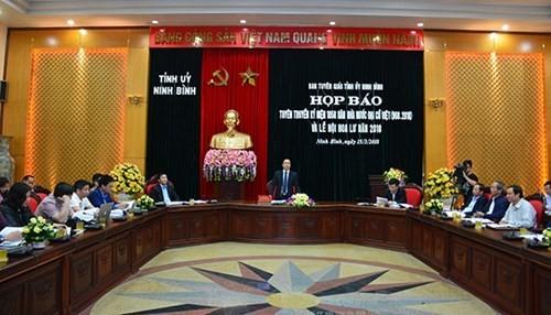 Ninh Binh celebrará los 1050 años del Estado Dai Co Viet  - ảnh 1