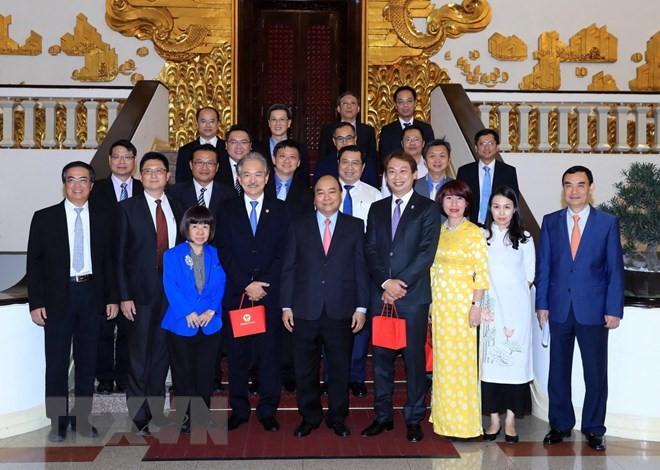 Vietnam incentiva a los inversores singapurenses a desarrollar negocios en el territorio - ảnh 1