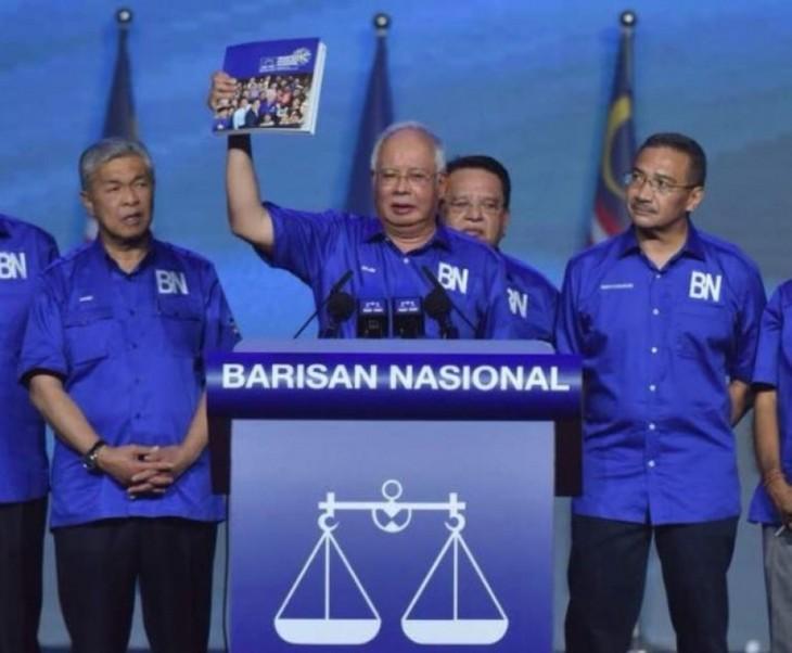 Primer ministro malasio anuncia plataforma electoral - ảnh 1