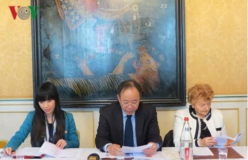 Conferencia internacional sobre las relaciones bilaterales entre Vietnam y Francia - ảnh 1
