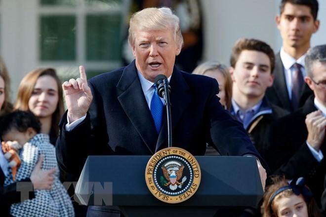 Donald Trump investiga la posibilidad de volver a unirse a acuerdo transpacífico - ảnh 1