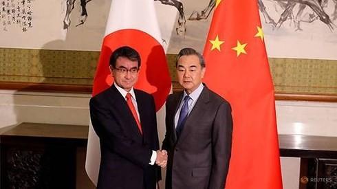Japón y China reanudan diálogo económico de alto nivel  - ảnh 1
