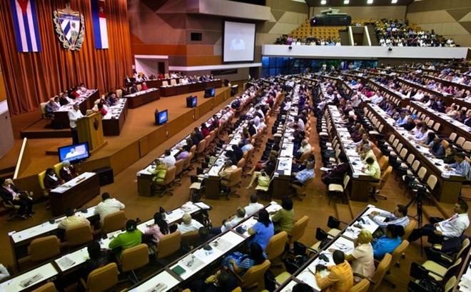 Cuba adelanta primera sesión de la Asamblea Nacional - ảnh 1