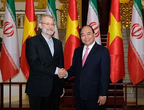 Vietnam aboga por robustecer relaciones con Irán  - ảnh 1